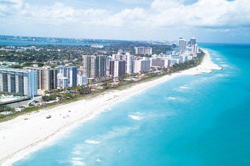 Florida Non Stop 300€ ab Brüssel mit JetAir (Miami/Orlando)