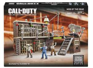 Mattel Mega Bloks DCL08 Call Of Duty - Mob of the Dead Alcatraz für 22,99€ (Amazon Prime)