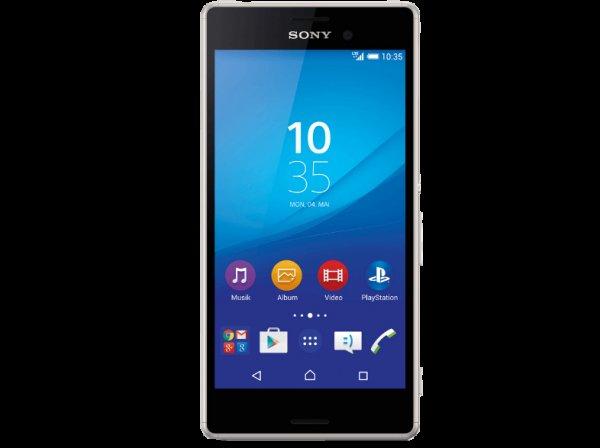 Sony Xperia M4 Aqua (on-/offline) bei SATURN für rechnerisch 209 €