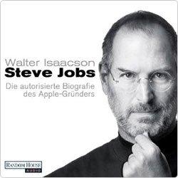[Audible] Steve Jobs: Die autorisierte Biografie des Apple-Gründers kostenlos