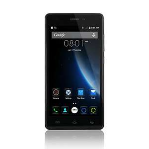 """Doogee X5 Smartphone (5"""", Android 5.1, 1.280 x 720 Pixel, 2.400 mAh Akku, 1,3Ghz Quad Core, Double Tap to Wake, 3G,..) für 51€!"""