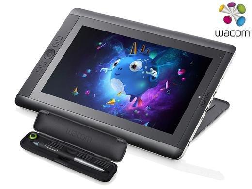 "[iBOOD] Wacom Cintiq Companion 13.3"" Creative Tablet 512 GB"