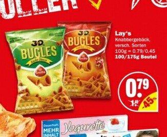 [NP Discounter] Lay's Bugles - verschiedene Sorten (-45%)