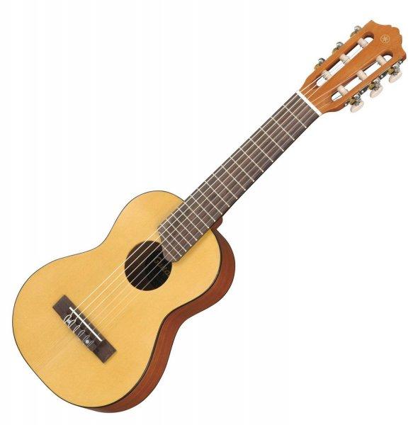 Ebay: Yamaha GL-1 (Natur) - Minigitarre im Ukulelen-Stil inklusive Transporttasche für 38,90 Euro