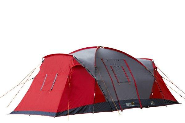 @Amazon.it: 6 Personen Zelt - Regatta Atlin 6 für 167,76€ inkl. Lieferung
