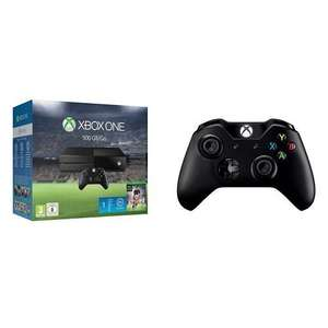 Xbox One 500 GB inkl. FIFA 16 und 2. Controller