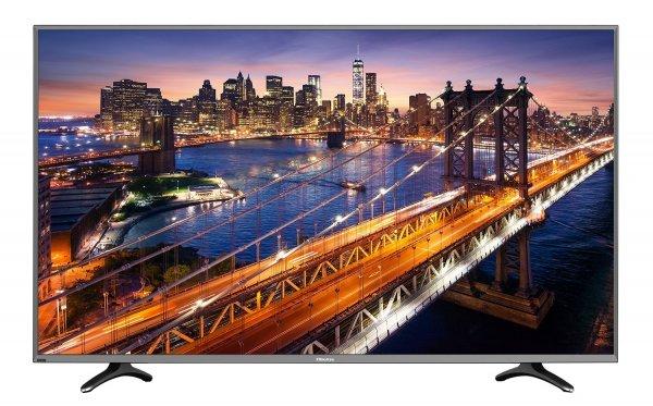 [Amazon Blitzangebot] Hisense UB50EC591 126 cm (50 Zoll) Fernseher (Ultra HD, Triple Tuner, Smart TV) Bestpreis