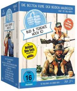 (Amazon.de) Bud Spencer & Terence Hill - Jubiläums-Collection-Box auf Blu-ray für 38,99€