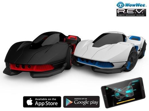 [Ibood] WowWee REV Roboterautos. Über Android und IOS App Fernlenkbar für 85,90€ inc. Versand