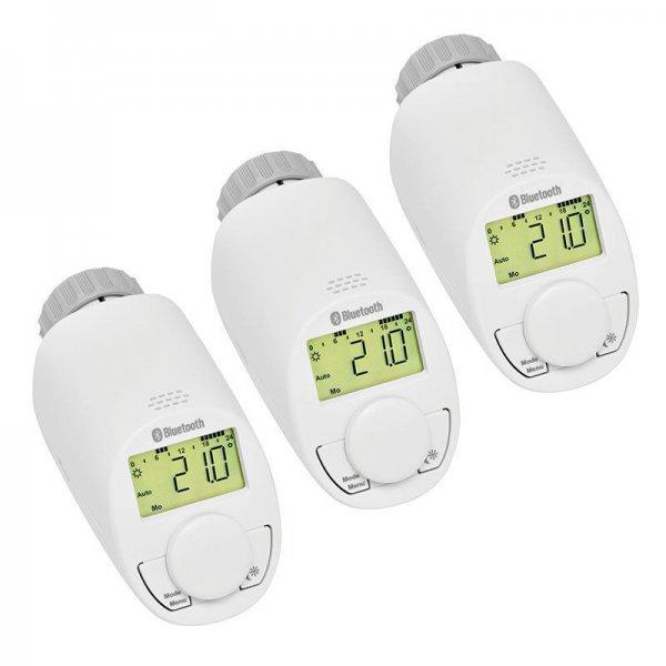 [EBAY] 3er-Set ELV BLUETOOTH Smart Elektronikheizkörper-Thermostat mit App-Steuerung  für 49,95 Euro.