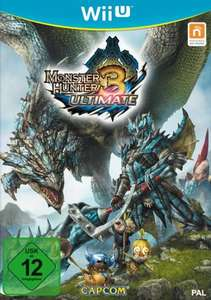 [Lokal Media Markt Zwickau] Monster Hunter 3 für Wii U für 19.99€