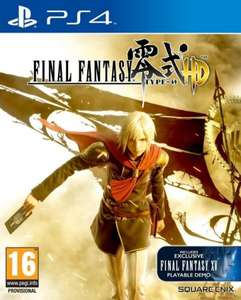 [PS4] Final Fantasy Type - 0 HD bei Coolshop für 19,95