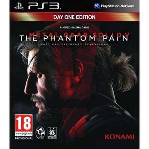 (PS3/TheGameCollection) Metal Gear Solid V: The Phantom Pain für 29,67 €