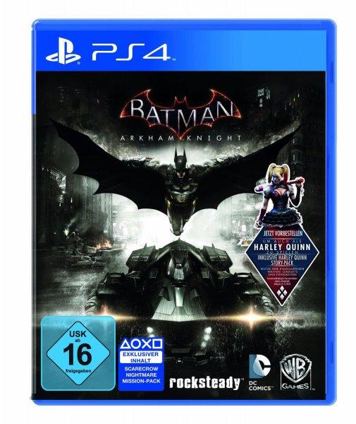 Amazon WHD: Batman Arkham Knight für PS4 und weitere Spiele günstig