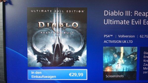 [PSN] Neue Angebote mit Diablo III, Little Big Planet 3, Goat Simulator, Battlefield Hardline uvm.