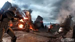 [Reminder] Starwars Battlefront Preload open Beta [PC]