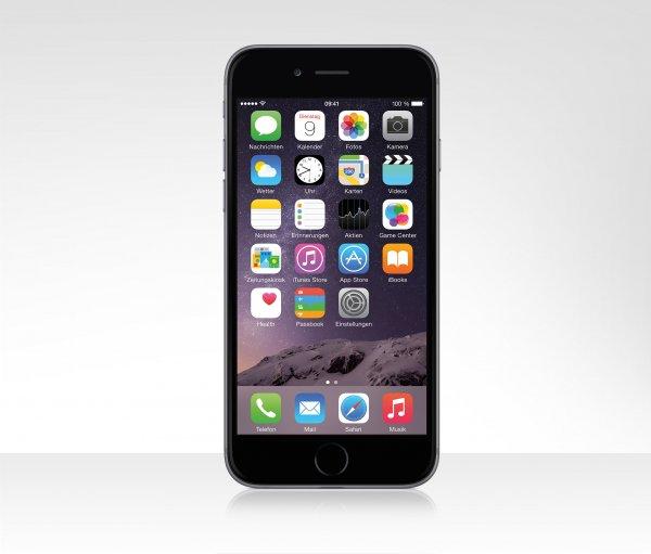 Iphone 6 16GB grau 599 - 15x Payback