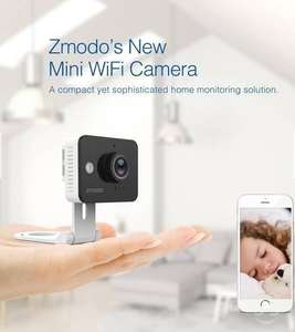 -- BESTPREIS -- Zmodo 720P KLEINSTE HD WiFi Home Security IP Nachtsicht Kamera inkl. EU Adapter @banggood
