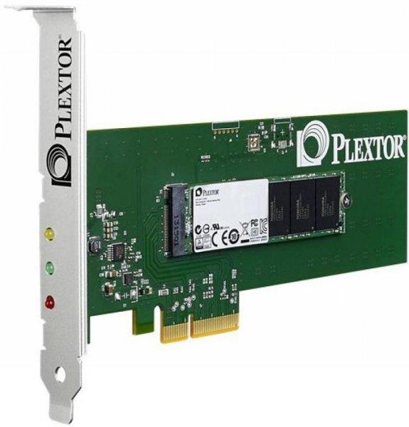 SANDISK PX-AG128M6e PLEXTOR Interne SSD 128GB, PCI-e, 89,94 € @ Amazon WHD