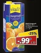 Lidl Supersamstag 10.10.2015 Orangensaft 1,5 L für 0,99 Euro