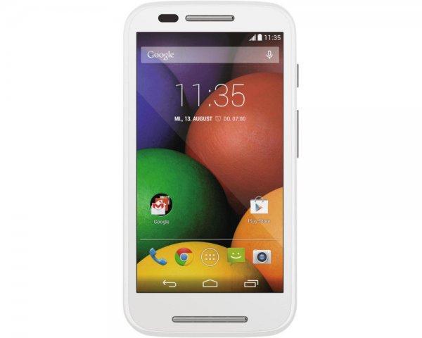 Motorola Moto E 4 GB Weiss OVP (idealo: 94 EUR)