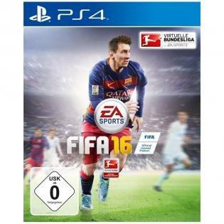 FIFA 16 für PS4 - 49€ und Xbox One - 49,99€ @Redcoon mit Klarna