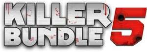 Killer Bundle 5 (10 Steam Keys) für 4.85€ @ BundleStars