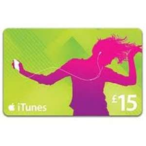 [implement-IT - Lokal Kaiserslautern] 15€ iTunes-Guthaben für 10€