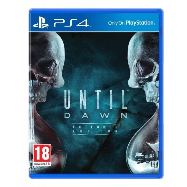 Until Dawn - Extended Edition - PEGI - auf Deutsch Spielbar - PS4 - Aktueller Bestpreis!