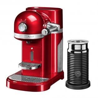 (Redcoon) KitchenAid 5KES0504ECA/4 Nepresso Maschine mit Milchaufschäumer für 349€ ( inkl. 150 Kapseln)