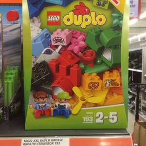 [Lokal Berlin Treptow Park Center] Duplo 10622 Kreativ-Box für 39,95€