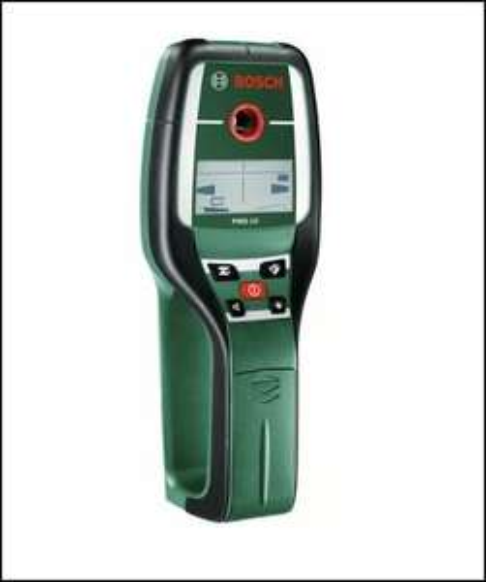 Leitungsdetektor Bosch PMD 10 // 58,96€ (12% Ersparnis) // durch Bauhaus Tiefpreisgarantie