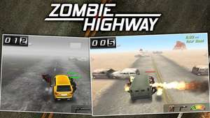 iOS: Kampf/Endlos-Racer 'Zombie Highway' & Zombie Highway: Driver's Ed