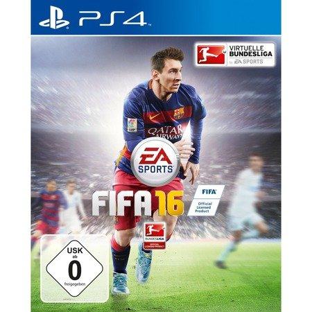 FIFA16 für PS4 für 44,90€ + 4,95€ Versand @ZackZack