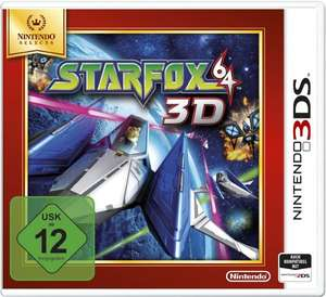 Starfox 64 3ds Nintendo Selects
