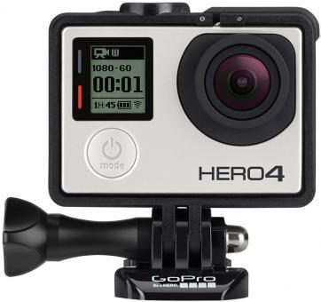 GoPro Hero4 Silver Adventure für 293,65 Euro Dank 15fach Payback Punkten @Ebay