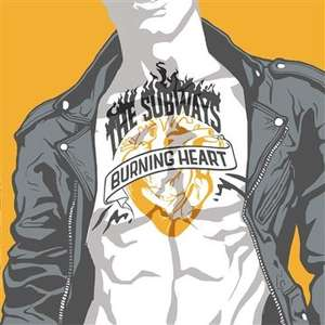 [Free MP3 EP] The Subways - Burning Heart EP @ Noisetrade