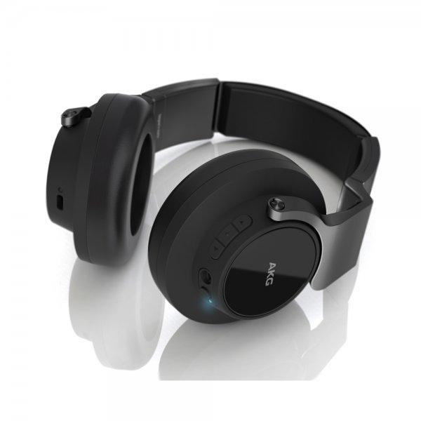 AKG K 845 BT Black, Bluetooth Over-Ear Kopfhörer für 135 € statt 188 €, @NBB