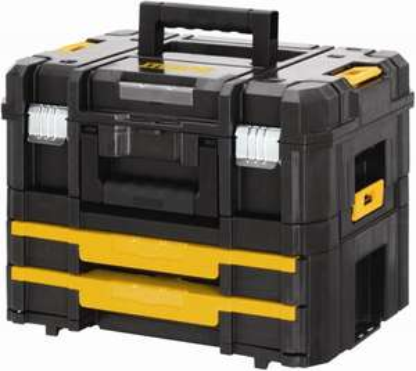 """DeWalt Werkzeugkoffer """"TSTAK Box Combo"""" für 67,85 €, @ZackZack"""