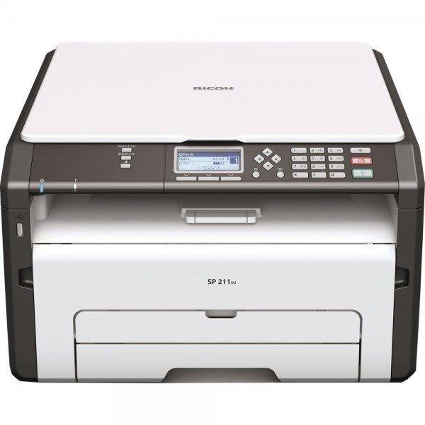 [Comtech-Comdeal] Ricoh SP 211SU Multifunktionsdrucker (Drucker, Scanner, 1200 x 600 dpi, USB 2.0) für 59,90€ Versandkostenfrei