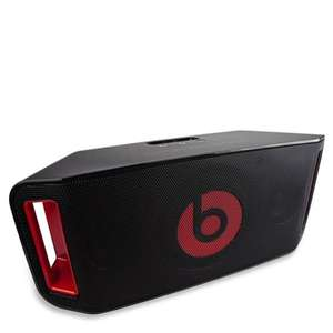 [iBOOD] Beats by Dr. Dre Beatbox schwarz/rot refurbished