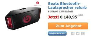 (iBood.de) Beats By Dre BeatBox portable schwarz - Refurbuished