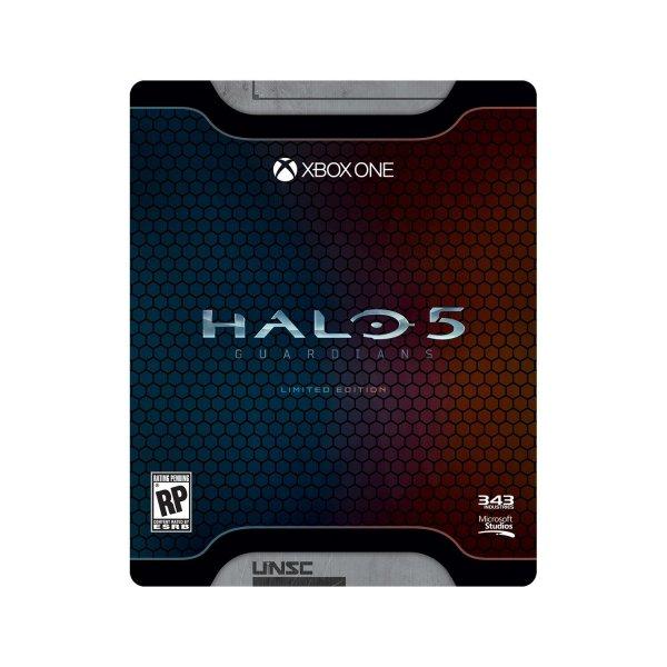 (Xbox One/Alternate) Halo 5 Guardians Limited Edition für 78,90 €