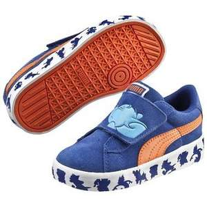 Puma S Vulc Tom & Jerry Kids Unisex-Kinder Sneakers @ Amazon Prime
