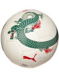 PUMA / Ball evoSPEED 5.3, Red Dragon / Größe 5 (Erwachsenengröße) / @AmazonPrime