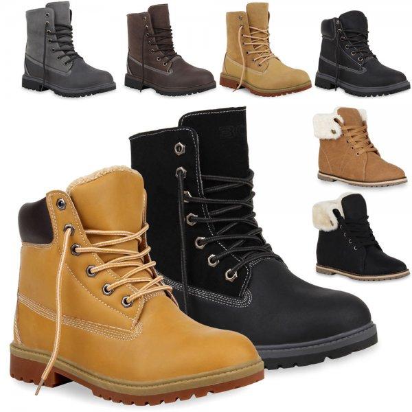 [Ebay] Herren, Damen & Kinder Outdoor-Boots mit Profilsohle und warmen Futter Größen 28-46 inkl. VSK