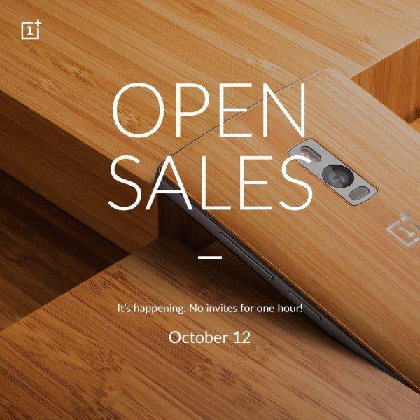 OnePlus TWO Verkauf ohne Invite - 1h möglich