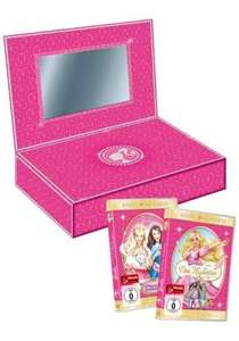 [Media-dealer.de] Barbie Schminktisch Box (mit 2 DVDs) für 9,97 €