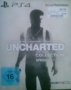 MM Herzogenrath Uncharted The Nathan Drake Collection Special Edition PS4