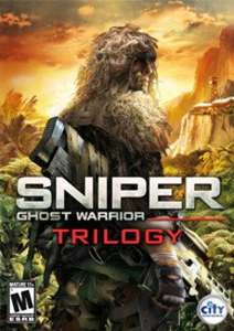 [Nuuvem][STEAM] Sniper: Ghost Warrior Trilogy [funktioniert ohne VPN!]
